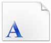 金桥繁细圆字体