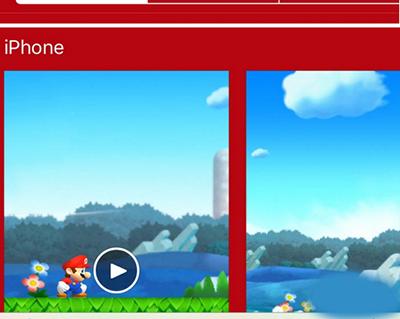 超级马里奥跑酷iOS无法联动