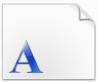 金桥繁琥珀字体