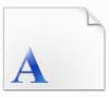 金桥简标宋字体