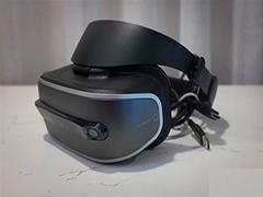 联想首款VR头盔曝光:主打轻巧便携