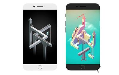 双曲面屏版iPhone8概念图欣赏
