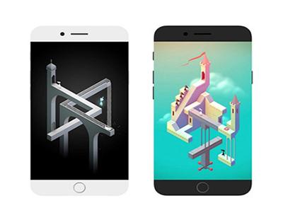 iPhone8概念图曝光:颜值超高