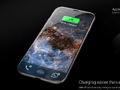2017年最新iPhone8概念机设计图:超高屏占比非常惊艳