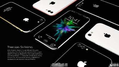 iPhone8概念机
