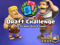 皇室战争选卡挑战怎么玩?选卡挑战技巧攻略