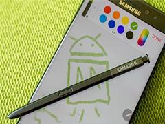 不放弃Note系列!三星官方宣布将继续创新三星Note8
