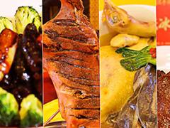 地图版年夜饭爆红!地图版年夜饭爆红有哪些菜?