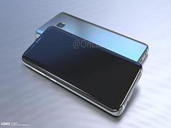 三星S8设计图曝光:厚度增加