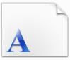 微软简标宋字体