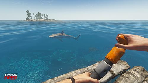 荒岛求生如何杀鲨鱼?杀鲨鱼技巧攻略