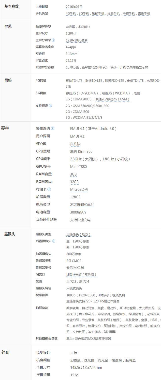 【华为荣耀8】发布会_荣耀8评测_图片价格手机参数
