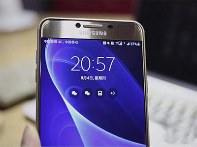 三星galaxy c7 pro的手机系统是什么?