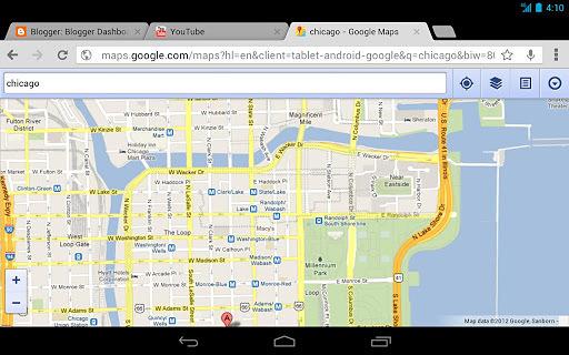 Chrome浏览器 V57.0.2987.97 for Android安卓版
