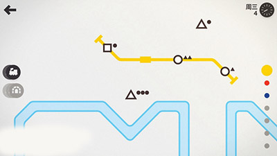 Mini Metro《迷你地铁》评测