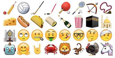 新版emoji表情含义大全     斗表情包已经成为最流行的交际方式了,ios图片