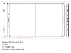 疑似三星Note8设计图曝光:超高屏占比