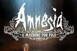 失忆症:猪猡的机器