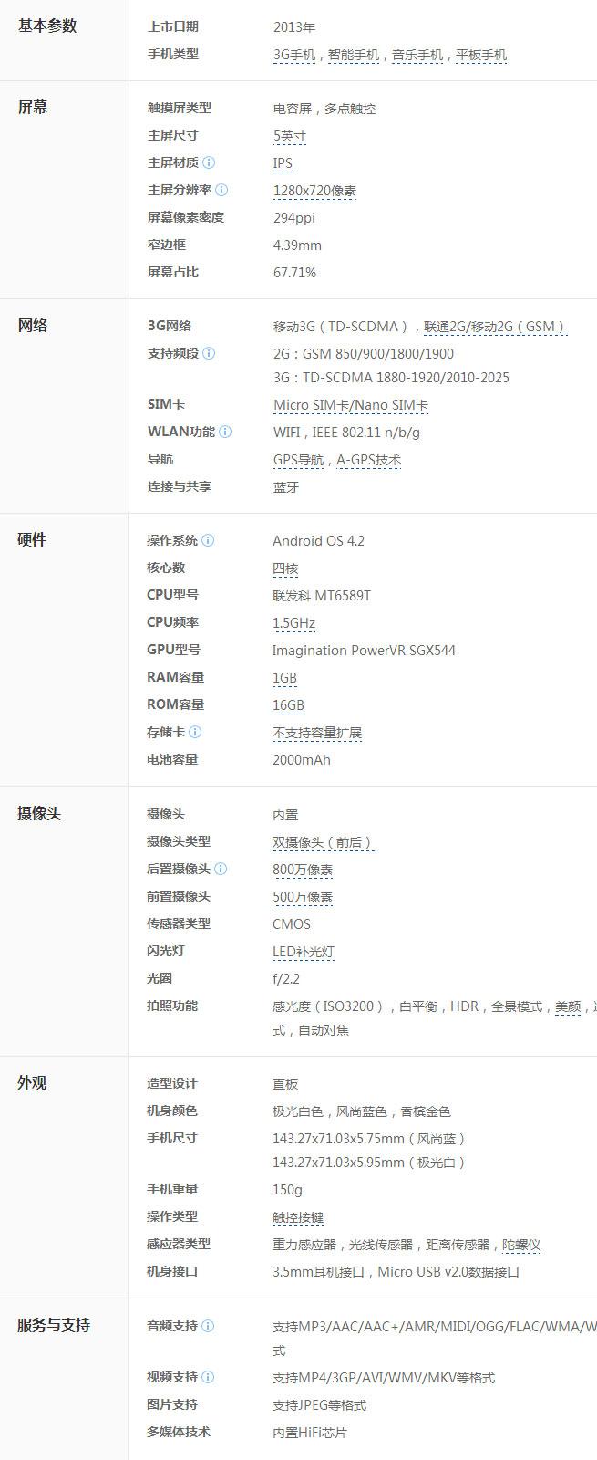 【vivo x3】评测_vivox3怎么样_上市时间手机参数