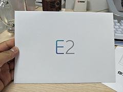 魅蓝E2邀请函曝光:有趣的设计
