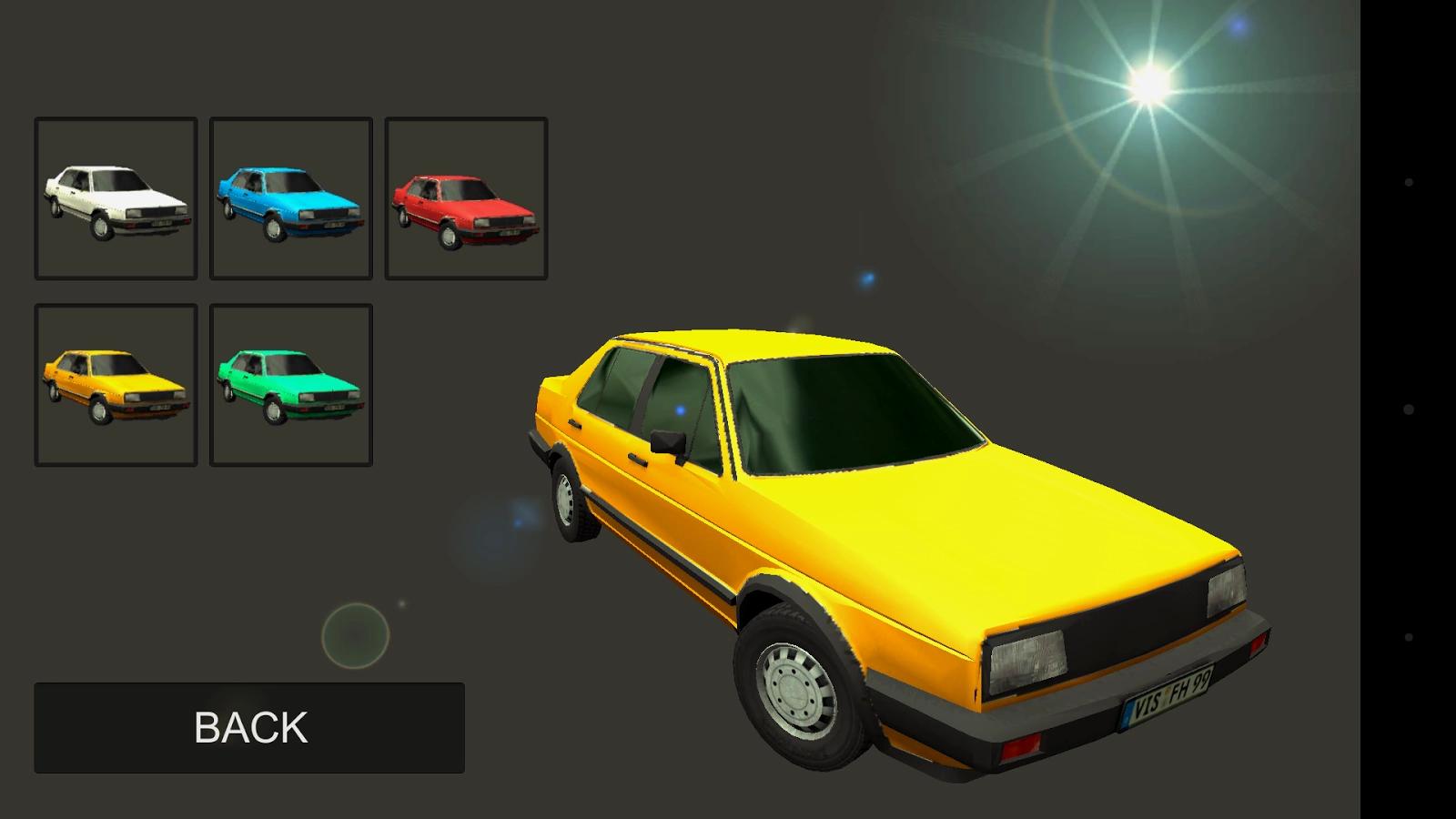 汽车驾驶3D