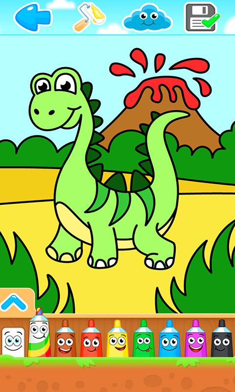 儿童宝宝画画世界 v1.1 for android安卓版