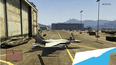 gta5买的飞机在哪?gta5买的飞机停放位置介绍