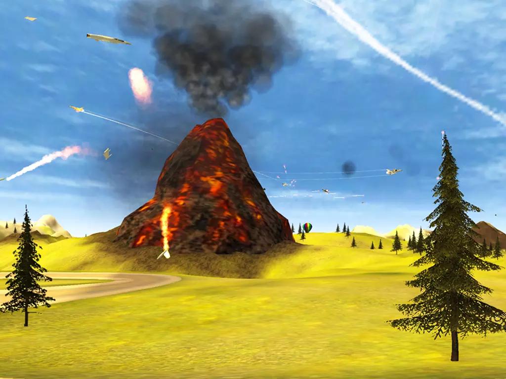 3D Air Battle War Planes