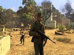 狙击精英3被围的图卜鲁格视频攻略