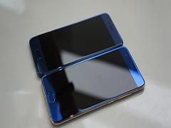 图赏对比:荣耀9魅海蓝和小米6亮蓝色哪个更好看?
