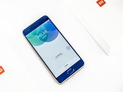 小米6亮蓝色开箱图赏:全系列最好看的颜色
