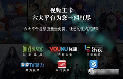 四川电信视频王卡