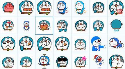 机器猫表情peppapig表情包搞笑图片