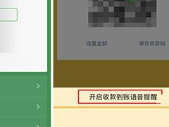【已解决】微信收款怎么设置语音播报金额?