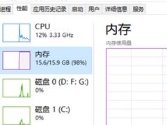 win10电脑为什么内存占用老是这么高?原因与解决方法