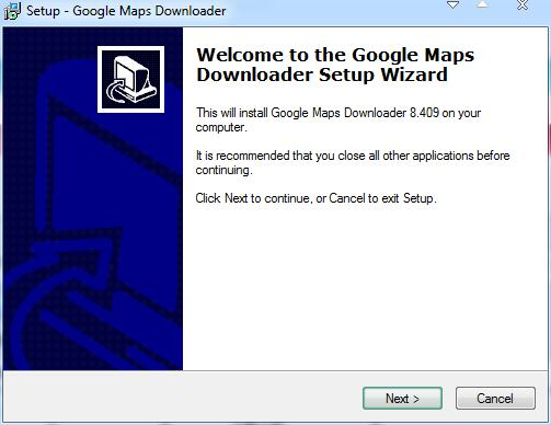 Google Maps Downloaders