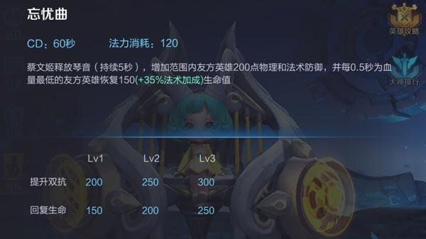 王者荣耀s8蔡文姬