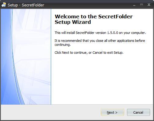 SecretFolder
