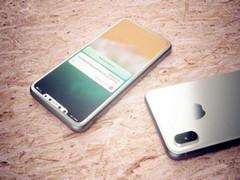 全面屏的iPhone8分辨率大曝光