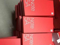 红米Note5A什么时候上市?红米Note5A最新消息