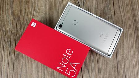 红米Note5A