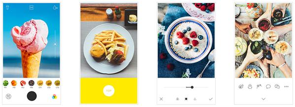 美食p图软件哪个好?6款热门美食p图软件推荐