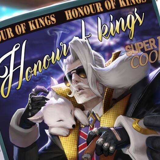 王者荣耀姜子牙头像
