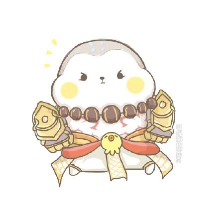 王者荣耀达摩头像