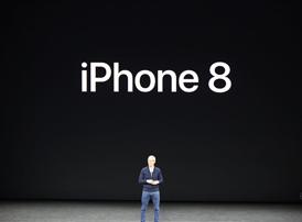 iPhone8/iPhone8 Plus/iPhone X正式发布:最低699美元起