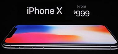 十周年纪念版iPhone X来了