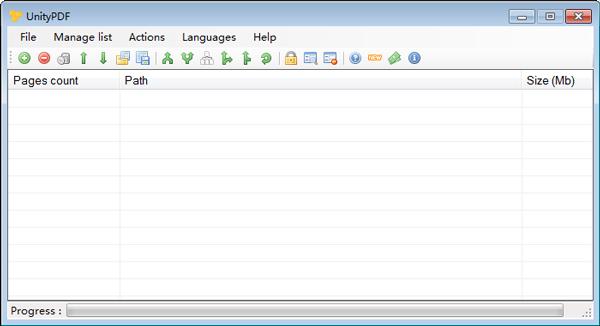 UnityPDF是一款高效且易于使用的软件,其主要目的是为您提供PDF文档的全面操控能力。