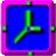 夜光时钟屏保 V1.0 绿色免费版