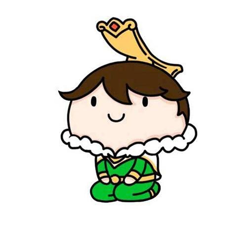王者荣耀刘禅头像