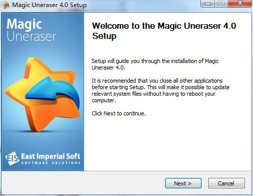 Magic Uneraser(深度数据恢复软件) V4.0 英文安装版